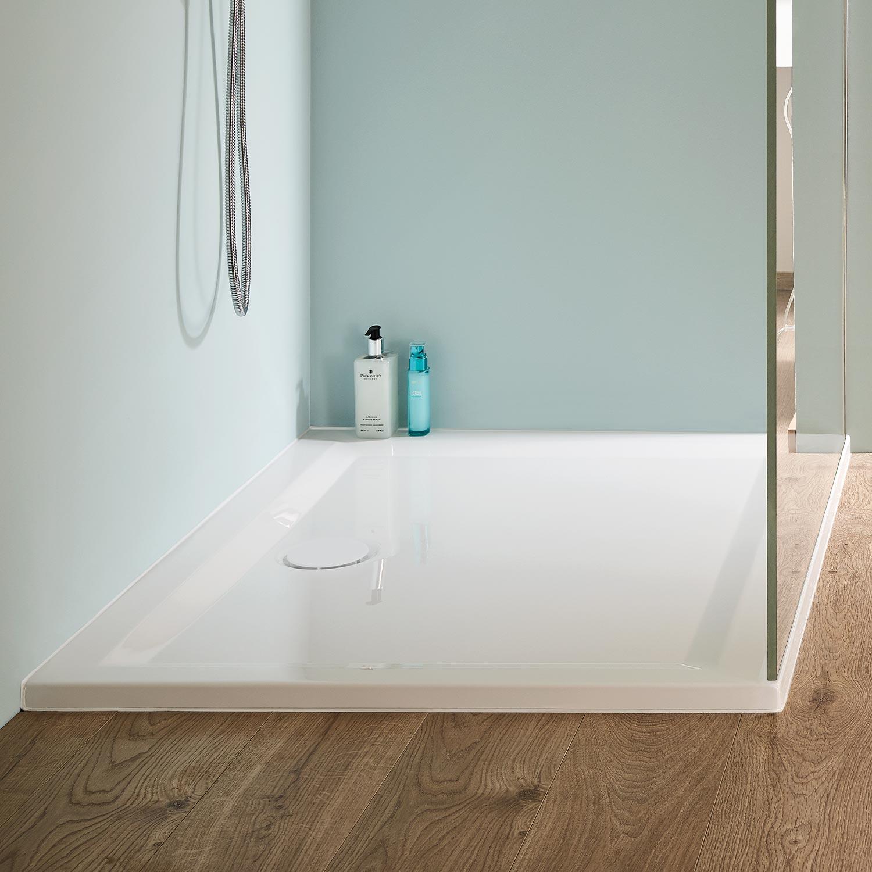 Elegante Duschwanne für Ihr Bad